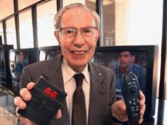 В США скончался изобретатель пульта для телевизора