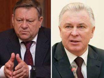 Путин уволил губернаторов двух регионов