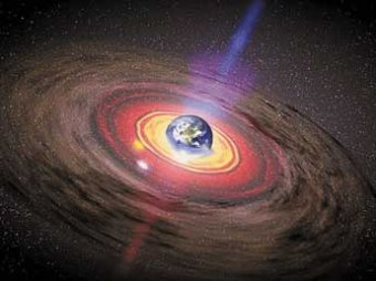 Ученые: Земля находится внутри черной дыры с выходом в белую