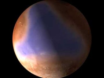 Американский марсоход Opportunity подтвердил наличие воды на Марсе