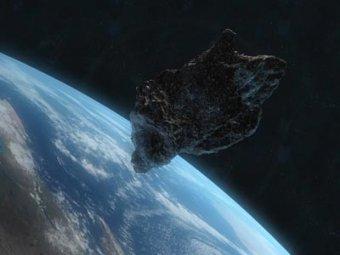 В понедельник астероид размером с 9-этажный дом пролетит рядом с Землей