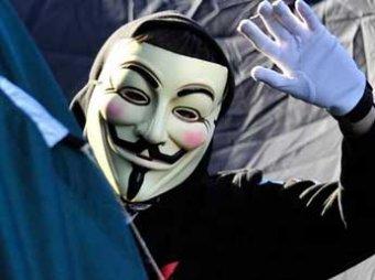 Хакеры Anonymous готовят атаку на сайт Путина в честь его инаугурации