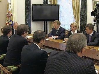 Путин огласил состав нового правительства (СПИСОК МИНИСТРОВ)