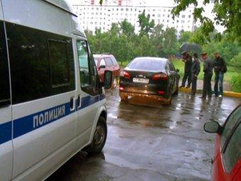 В Москве задержан водитель, намеренно сбивший полицейского
