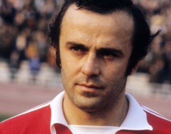 Скончался знаменитый футболист Рамаз Шенгелия
