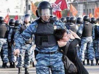18-летней москвичке грозит до 8 лет тюрьмы за «беспорядки» на «Марше миллионов»