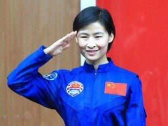 Китайцы отправили в космос первую женщину-тайконавта