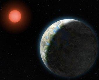 Ученые попытались выйти на связь с инопланетянами с планеты GJ 581