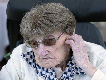Во Франции скончалась самая старая жительница Европы