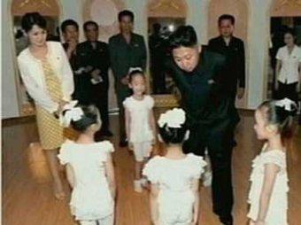 Лидер КНДР снова появился на публике в обществе таинственной незнакомки