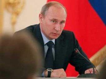 Путин поддержал закон об «иностранных агентах» и возврат «клеветы» в УК