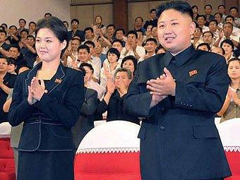 ТВ КНДР: Ким Чен Ын женится