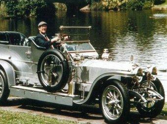 На аукционе в Англии продан самый дорогой Rolls-Royce в мире