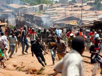 В Кении жертвами бойни стали около 50 человек — в основном женщины и дети