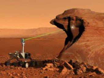 Марсоход Curiosity преодолел первые метры по Марсу и передал фотоотчет на Землю