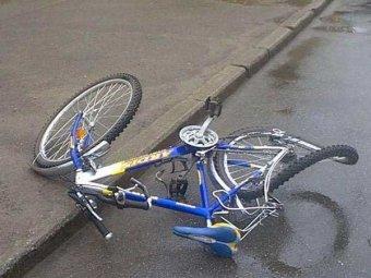 Олимпийский автобус насмерть сбил велосипедиста