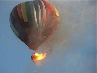 В Словении разбился воздушный шар с 32 туристами: есть жертвы