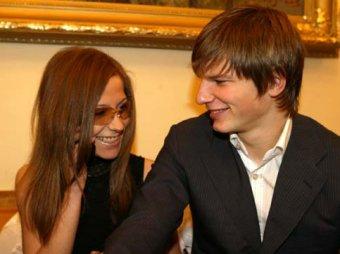 Андрей Аршавин в третий раз стал отцом