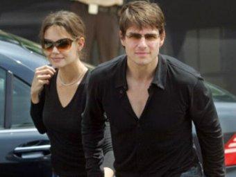 Том Круз официально развёлся с Кэти Холмс