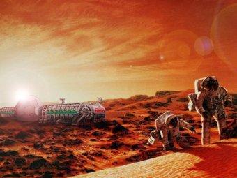 Земляне колонизируют Марс?