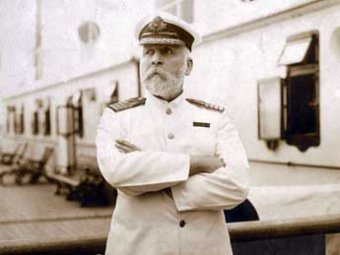 """Историки: капитан """"Титаника"""" не мог сдать экзамен по мореплаванию"""