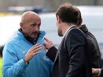 Тренер «Локомотива» едва не подрался с наставником «Зенита»