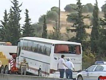 В Греции разбился автобус с российскими туристами: 4 погибших, 30 раненых