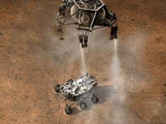 Ученые в панике: Curiosity может погубить жизнь на Марсе земными микробами