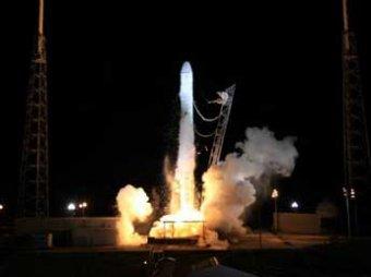 Впервые в истории к МКС полетел частный космический корабль