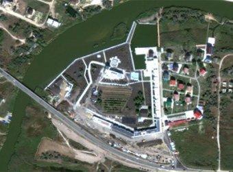 """СМИ нашли """"дачу Сердюкова"""" на Азове: построили за 300 млн, продали за 92"""