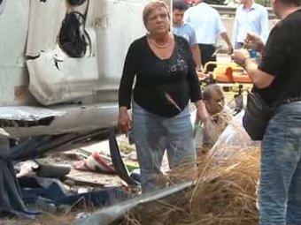 В Турции в ДТП попал автобус с российскими туристами: один погиб