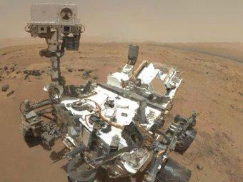 Данные Curiosity: Человек сможет выжить на Марсе