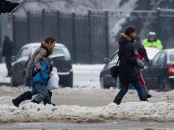 В Москве потеплеет на 20 градусов