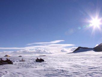 Британские ученые не смогли добуриться до древнего озера в Антарктиде