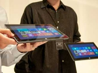 Эксперты назвали самые популярные гаджеты на Windows 8