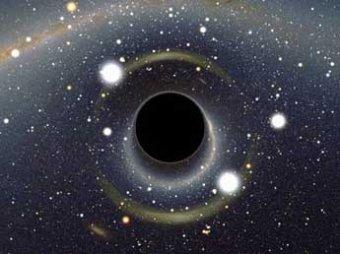 Американские ученые обнаружили самую большую черную дыру во Вселенной