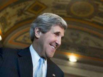 Джон Керри уже в пятницу сменит Хилари Клинтон на посту госсекретаря США