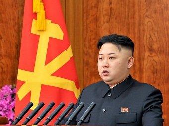 Лидер КНДР впервые за 19 лет поздравил согражадн с Новым годом