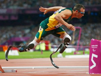 Знаменитого паралимпийского атлета задержали за убийство подруги