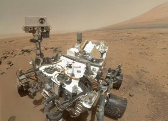 Марсоход Curiosity нашел скелет неизвестного животного