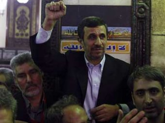 На президента Ирана напали в Каире