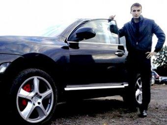 Студент на Cayenne обнародовал видео своего хулиганства на московских дорогах