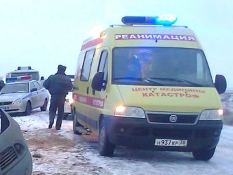 Страшное ДТП в Астраханской области: шестеро погибли, один пострадал