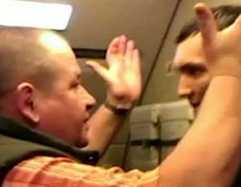 Суд заочно арестовал дебошира с рейса Москва-Хургада