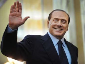 """Берлускони дали год тюрьмы за публикацию """"прослушки"""""""