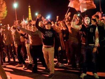 Французы протестуют против легализации однополых браков: 270 тыс. человек вышли на улицы