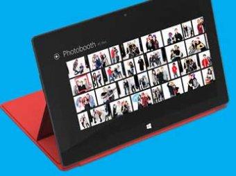 В России провалились продажи нового планшета от Microsoft