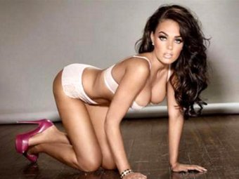Дочь миллиардера снялась на обложку журнала Playboy