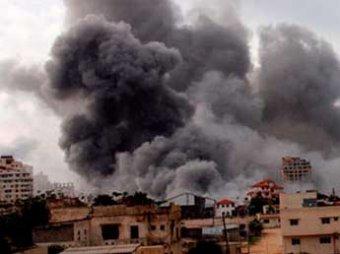 Израильские власти признались, что нанесли авиаудар по Сирии