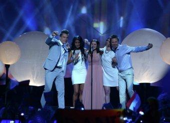 Евровидение 2013: Дина Гарипова заняла пятое место